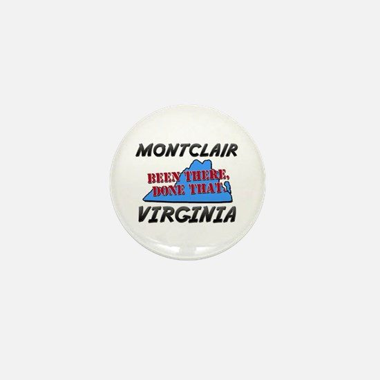 montclair virginia - been there, done that Mini Bu