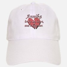 Annika broke my heart and I hate her Baseball Baseball Cap