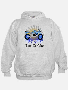 Born to Ride Street Hoodie