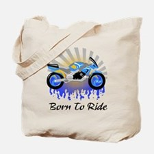Born to Ride Street Tote Bag