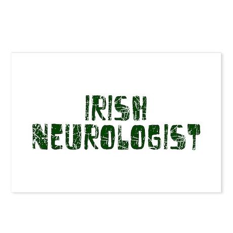 Irish Neurologist Postcards (Package of 8)