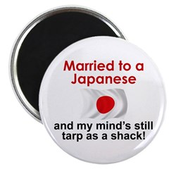 Married to a Japanese Magnet