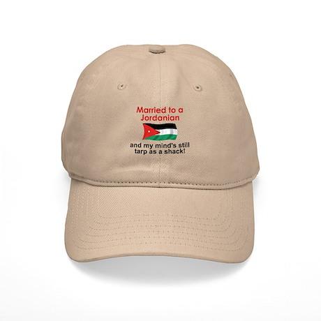 Married to a Jordanian Cap
