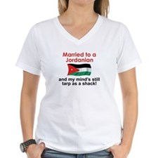 Married to a Jordanian Shirt