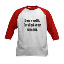 Be Nice to Your Kids (Front) Tee