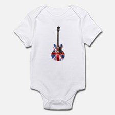 BRITISH INVASION Infant Bodysuit