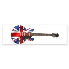 BRITISH INVASION Bumper Bumper Sticker