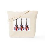 BRITISH INVASION Tote Bag