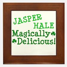 Jasper Magically Delicious Framed Tile