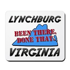 lynchburg virginia - been there, done that Mousepa