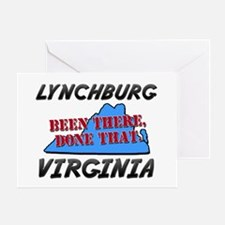 lynchburg virginia - been there, done that Greetin