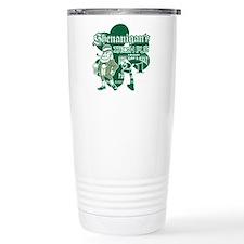 Shenanigan's Irish Pub (dark Travel Mug