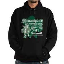 Shenanigan's Irish Pub (dark Hoodie