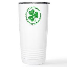 Tims St. Paddy's Day Shirt Travel Mug