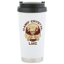 Camp Crystal Lake Travel Mug