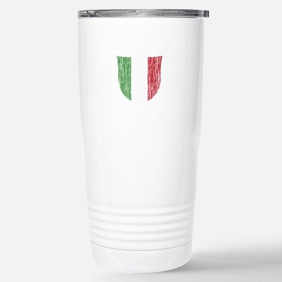 ITALIA (dark shirts) Stainless Steel Travel Mug