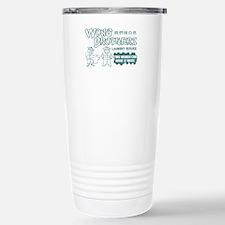 Wong Brothers Laundry Service Travel Mug
