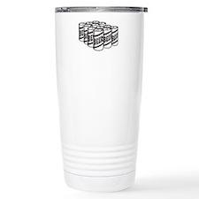 12 Step Program (dark) Travel Mug