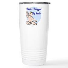 Oops I crapped my pants (boys Travel Mug