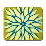 Funky Chrysanthemum Mousepad