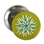 "Funky Chrysanthemum 2.25"" Button (100 pack)"