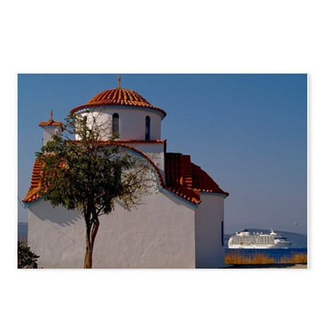 Gythion-Greece 01 Postcards (Package of 8)