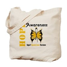Appendix Cancer Tote Bag