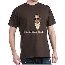 Axelrod - Bringin' Stache Back - T-Shirt