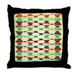 Sandy Vogue Retro Throw Pillow