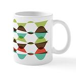 Sandy Vogue Retro Ceramic Coffee Mug
