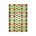 Sandy Vogue Retro Rectangle Magnet (100 pack)