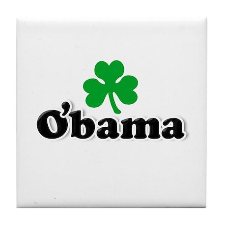 O'bama Tile Coaster