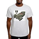 Aerocarene Ash Grey T-Shirt