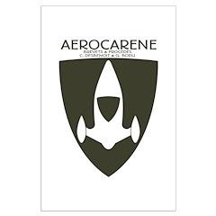 Aerocarene Posters