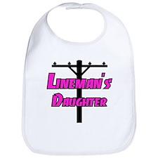 Lineman's daughter Bib