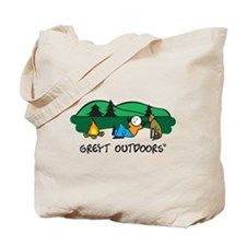 Greyt Outdoors Tote Bag