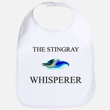 The Stingray Whisperer Bib