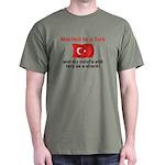Married to a Turk Dark T-Shirt