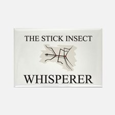 The Stick Insect Whisperer Rectangle Magnet