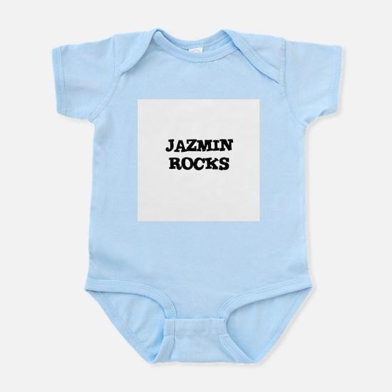 JAZMIN ROCKS Infant Creeper