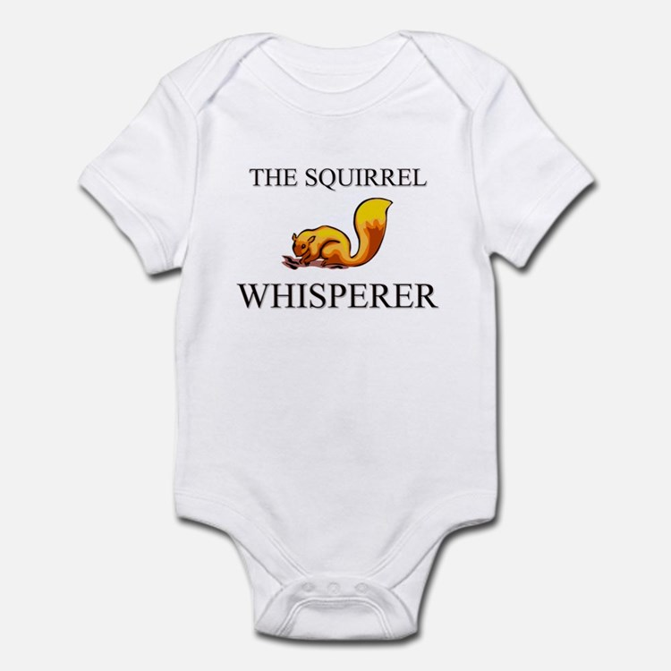 The Squirrel Whisperer Infant Bodysuit