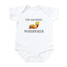 The Squirrel Whisperer Onesie