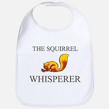The Squirrel Whisperer Bib