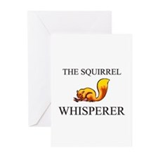 The Squirrel Whisperer Greeting Cards (Pk of 10)