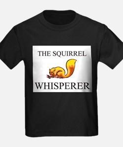 The Squirrel Whisperer T