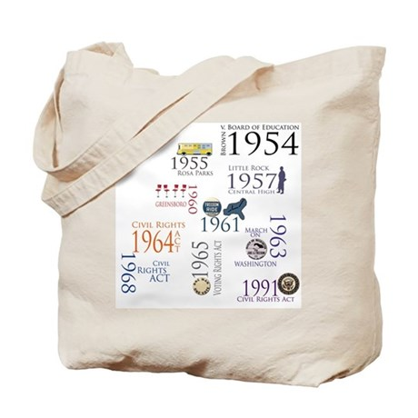 Black History Special Designs Tote Bag