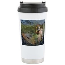 Woman's Musical Dreams Travel Mug