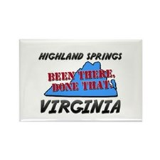 highland springs virginia - been there, done that