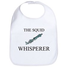 The Squid Whisperer Bib