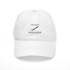 The Squid Whisperer Baseball Cap